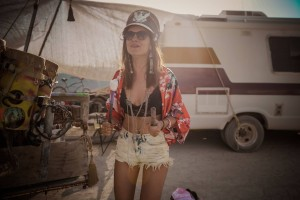 Burning Man 2016 ketting Sugarz jewelry