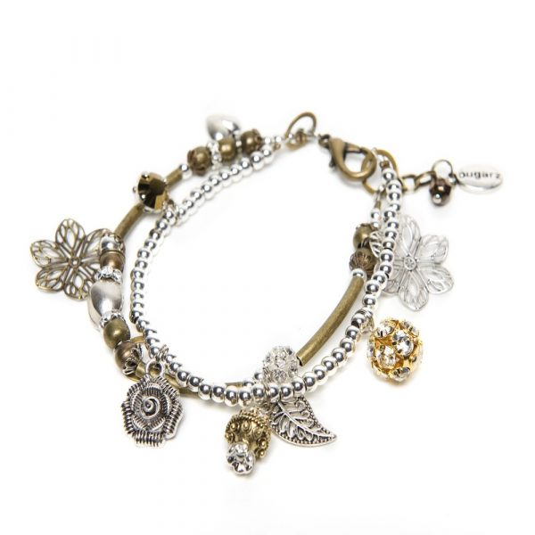 1208 Rapper's delight tube bracelet