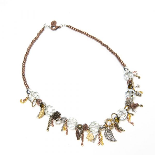 1276 Jammin' short necklace