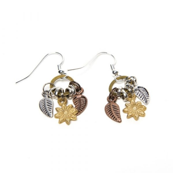 1281 Jammin' charm earrings