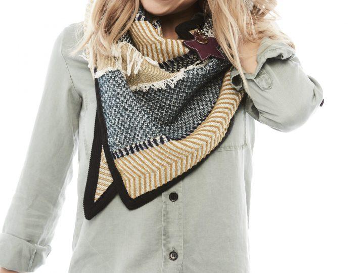 Met 30% korting op POM shawls warm en zacht de herfst in